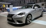 Lexus IS 300h Unveiled with 220 HP, Not For Sale in US