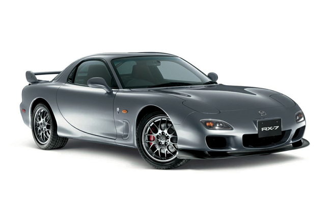 Mazda RX-7 Successor Rumored Again