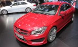 2014 Mercedes CLA Reinvents the Premium Sports Sedan