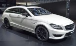 Mercedes CLS63 AMG Shooting Brake S-Model 4Matic is a Lot of Words for a Lot of Car