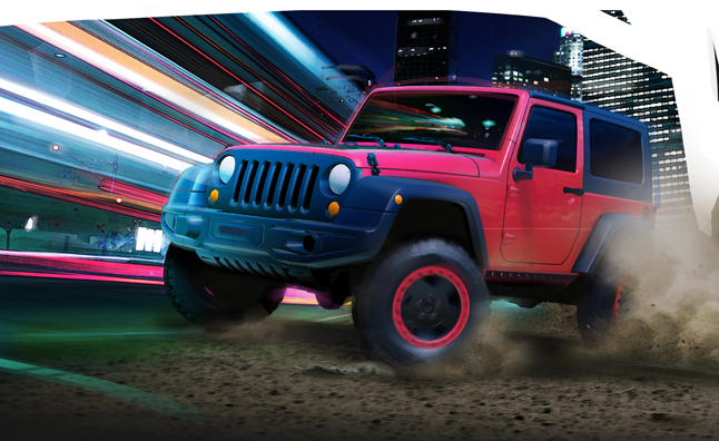 2013 Moab Easter Jeep Safari Vehicles Teased