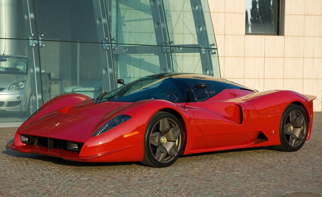 Ferrari P33 Will be Successor to P4/5