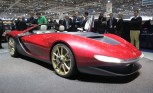 Pininfarina Sergio Concept is a Love it or Hate it Design: 2013 Geneva Motor Show