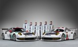 Porsche 911 RSR Unveiled for 2013 Season