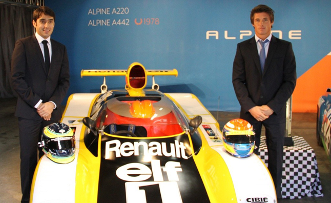 Renault Alpine Returning to Le Mans After 35 Years