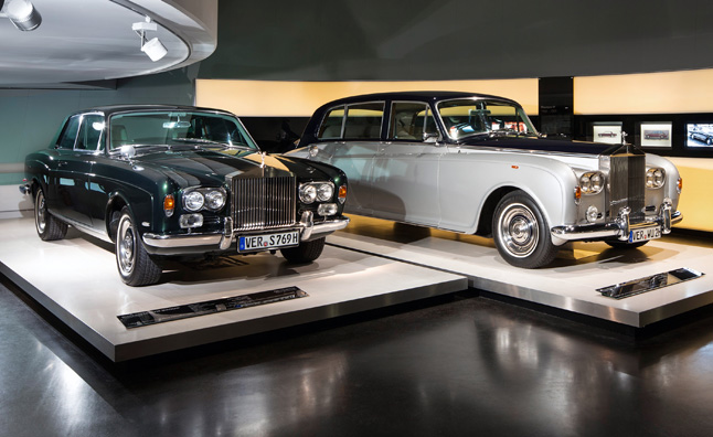 First Rolls-Royce Exhibit Opens at BMW Museum
