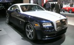 Rolls-Royce Wraith Makes US Debut: 2013 NY Auto Show