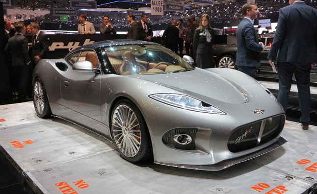 Spyker B6 Venator Concept Revealed with 375+ HP V6