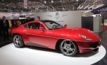 Touring Superleggera Disco Volante: Funky Name for a Funky Car