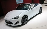 Toyota FT-86 Open Concept Previews Scion FR-S Convertible