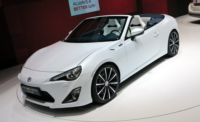 Scion FR-S Sedan and Shooting Brake Envisioned by Chief Engineer