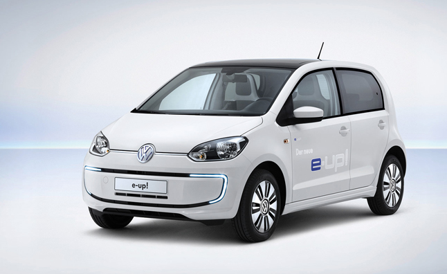 Volkswagen E-Up! Debuts with 93-Mile Range, 81 HP