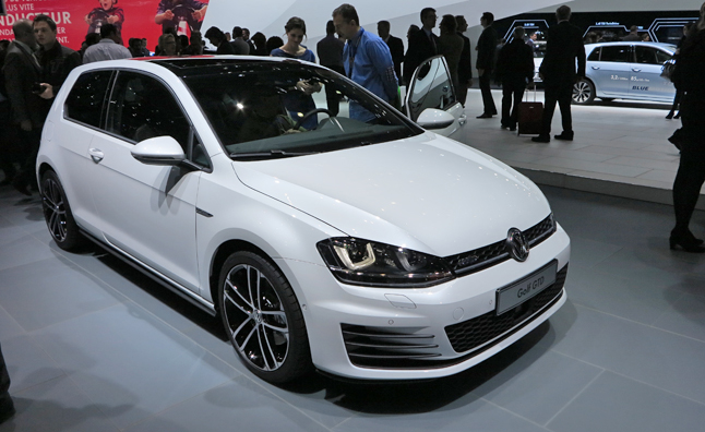 2015 Volkswagen Golf Making US Debut at New York Auto Show