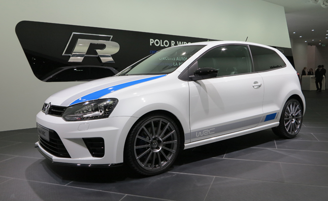 Volkswagen Polo R WRC Street Car is a Next-Level Hot Hatch