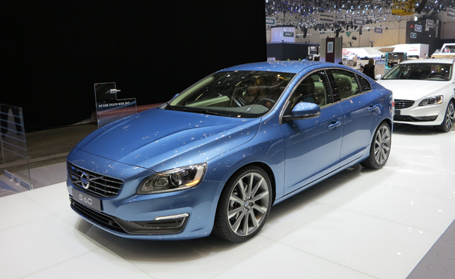 Volvo Debuts Four Vehicles Heading to America: 2013 Geneva Motor Show