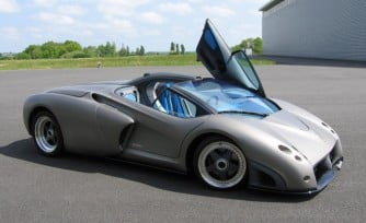 Lamborghini Pregunta Concept Available for $2.1M