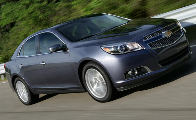 2013 Chevrolet Malibu LTZ features all-new 2.5L Ecotec engine, 1