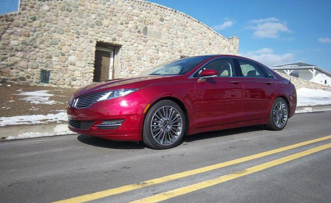 Lincoln MKZ Finally Fully Stocked at Dealers: Exec Says