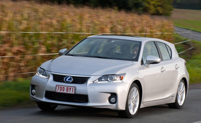 Lexus Not Planning Compact Models Beyond CT