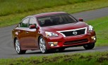 2013 Nissan Altima Recalled for Spare Tire Defect