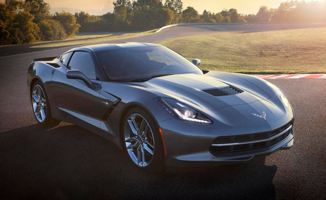 2014 Corvette Stingray Order Guide Hits the Net