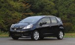 Honda Fit Coming With In-City Auto Brake