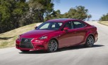 2014 Lexus IS Priced From $36,845