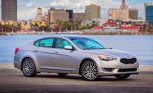 2014 Kia Cadenza Priced from $35,100