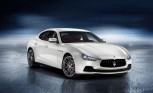 Maserati Ghibli Revealed as 5 Series, E-Class Rival