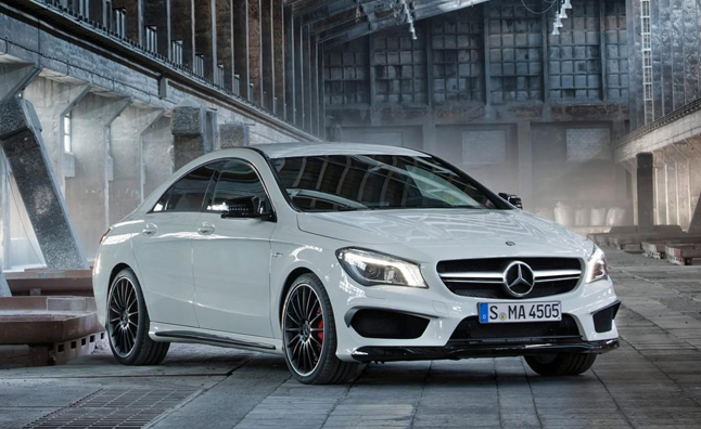 Mercedes-Benz CLA Shooting Brake Being Planned