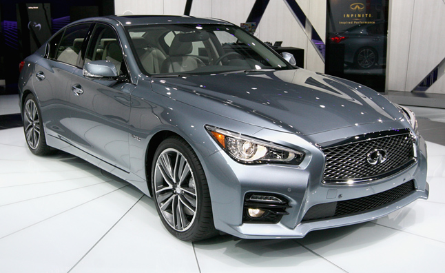 Infiniti Q50 Long Wheelbase Coming to China