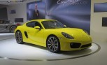 Porsche Four Cylinder Won't Arrive Until 2016
