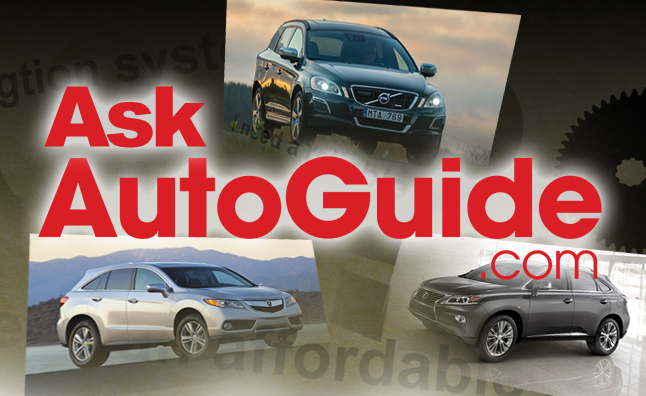 Ask AutoGuide No. 6 – The Crossover Conundrum