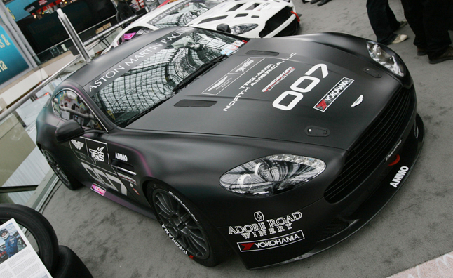 Aston Martin Racing TRG
