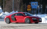 Audi R8 E-Tron Spy Photos Prove Nothing