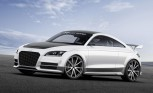 Audi TT Ultra Quattro Concept Sheds Over 600 Pounds