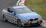 BMW 435i M Sport Spied Testing at the 'Ring'