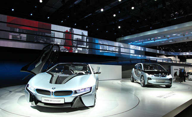 BMW to Increase Carbon Fiber in Production Vehicles