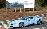 BMW i8 Spied at the Nurburgring… Again