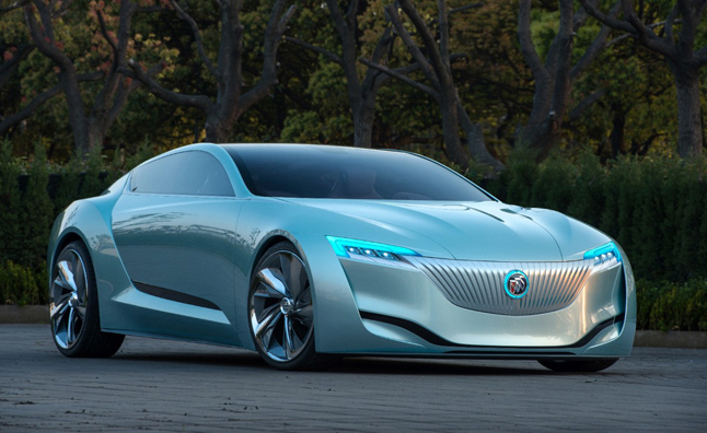 New Buick Riviera Concept Previews Brand's Future Design Language