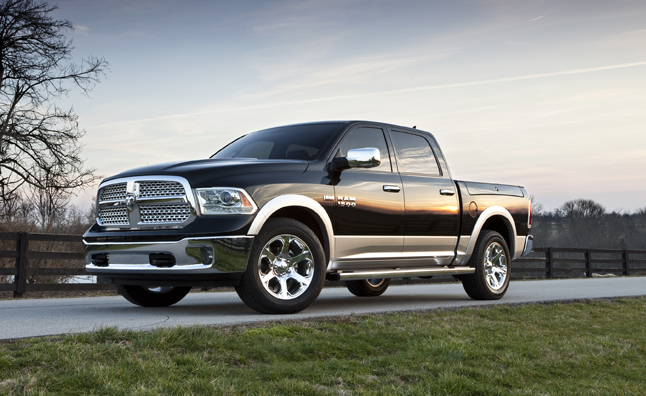 RAM Trucks Recalled for Parking Brake, Engine Cover