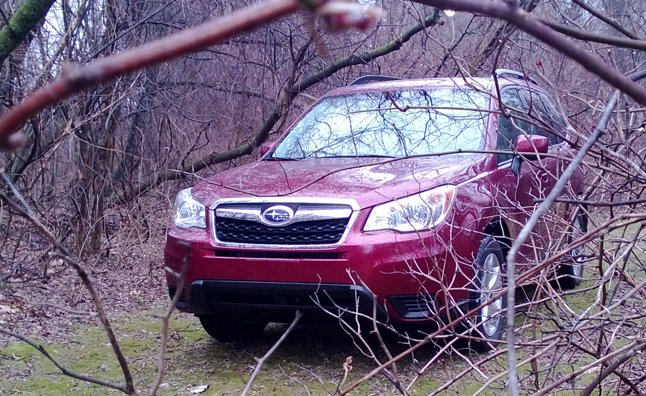 Five-Point Inspection: 2014 Subaru Forester 2.5i Premium Manual