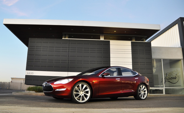 Tesla Model S Resale Value to be Industry's Best, Says CEO Musk