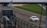 Aston Martin Hybrid Hydrogen Rapide S Makes Historic First Laps on the Nurburgring
