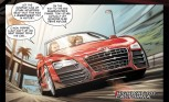 Audi, Marvel Launch 'Steer the Story' Contest