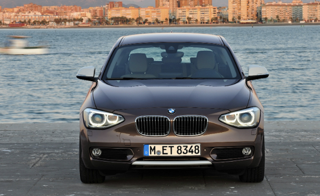 BMW 1 Series Sedan Under Consideration