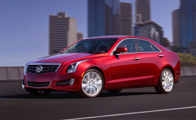 Cadillac ATS Coupe Coming Next Year