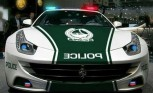 Ferrari FF Added to Dubai Police Fleet