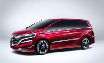 Honda Concept M is One Wild Looking Van