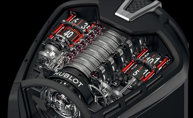 Hublot MP-05 Timepiece Pays Tribute to LaFerrari